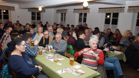 Wahlveranstaltung SPD Hallstadt 2014