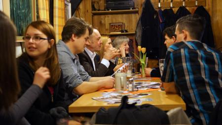 Wahlveranstaltung SPD Baunach 2014