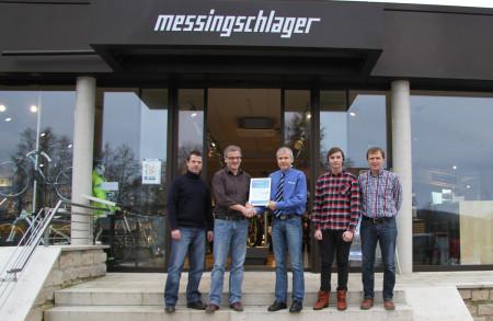 Schulpatenschaft Messingschlager 2014