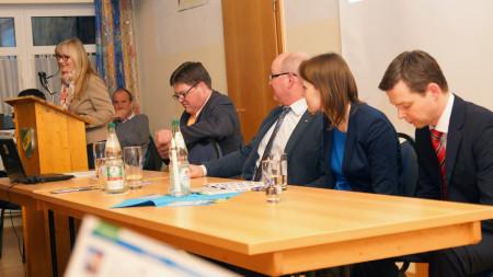 Wahlveranstaltung CSU Zapfendorf 2014
