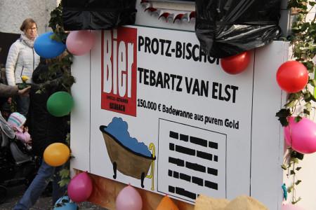 2014 Faschingsumzug Unteroberndorf
