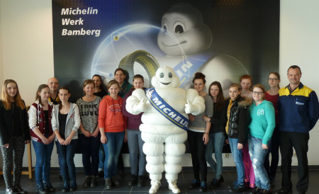 Michelin Girls Day 2014