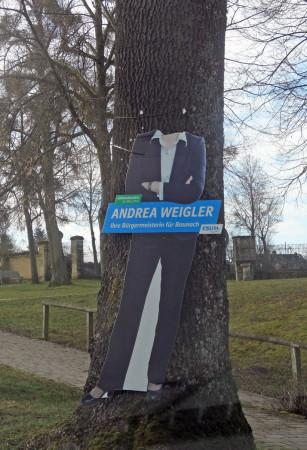 Wahlplakate 2014 Vandalismus (2)
