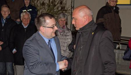 Wahlsieg Thomas Söder 2014