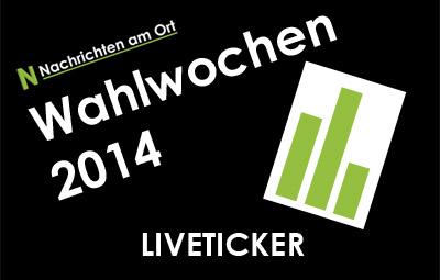 Wahlwochen 2014 Liveticker