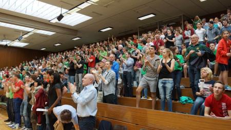 Basketball Baunach Stahnsdorf 04-2014