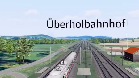 ICE-Baustelle Unterleiterbach 2014