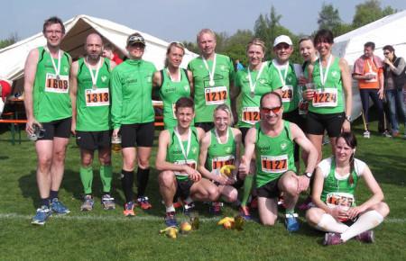 Obermain-Marathon 2014