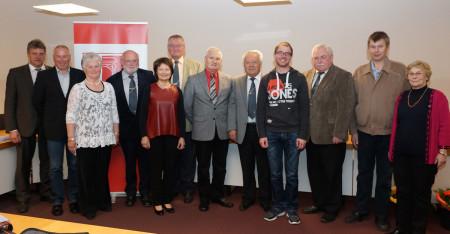 Stadtrat Baunach Ausscheidende 2014