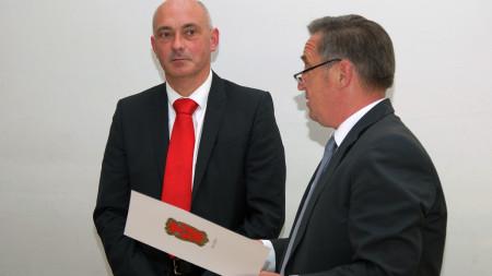 Verabschiedung Markus Zirkel 2014