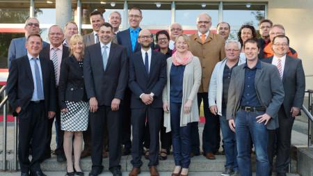 Stadtrat Hallstadt 2014 neu