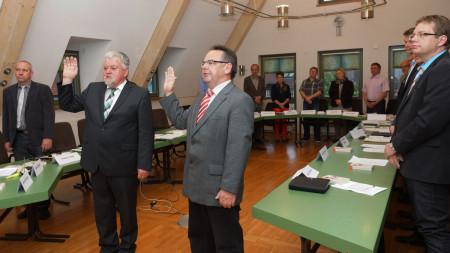 Gemeinderat Zapfendorf neu 2014