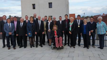 Stadtrat Baunach 2014