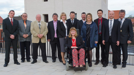 Stadtrat Baunach 2014 neue Mitglieder