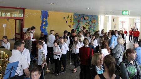 2014 Hallstadt Musikverein Wertungsspiele