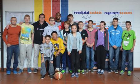 Basketball SV Zapfendorf U14 2014 (1)