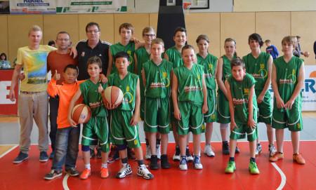 Basketball SV Zapfendorf U14 2014 (2)