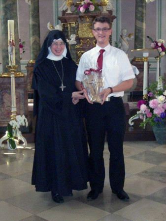 Benefizkonzert Abtei Maria Frieden Schuttemeier 2014