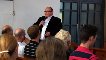 Information Sanierung Beinhaus Baunach 2014