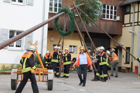 Kirchweih Zapfendorf 2014