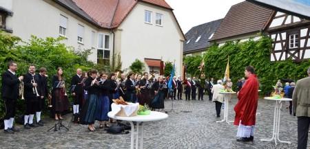 Nachprimiz Baunach Sebastian Krems 2014