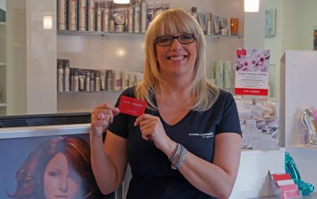 ClubCard Karin Eminger 2014