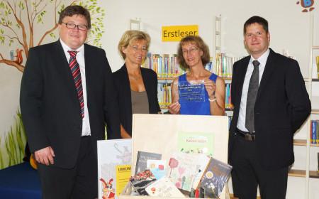 Kinderbibliothekspreis Bücherei Zapfendorf 2014