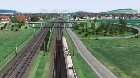 Screenshot Kreiselbrücke Breitengüßbach Bahn 2014
