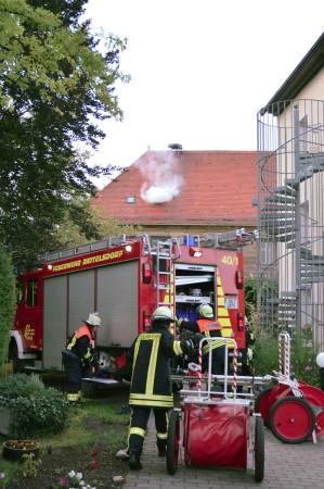 FFW-Übung Rattelsdorf Klosterhof 2014 (2)