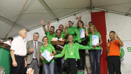 Kuckuckslauf Kemmern 2014 BLV-Cup-Sieg