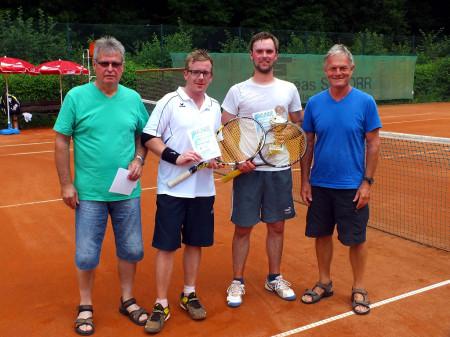 Clubmeisterschaft/Familienfest Tennisclub Baunach 8