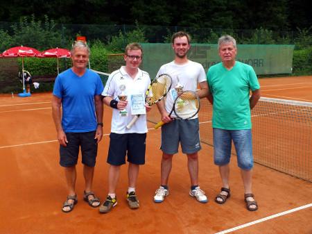 Clubmeisterschaft/Familienfest Tennisclub Baunach 9