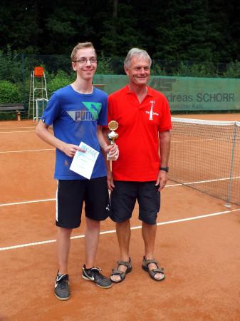 Clubmeisterschaft/Familienfest Tennisclub Baunach 10