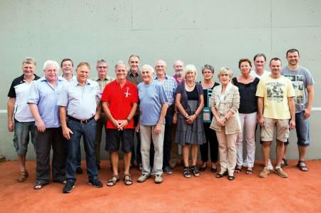 Clubmeisterschaft/Familienfest Tennisclub Baunach  27