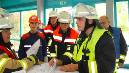 Feuerwehrübung Baunach 2014 (3)