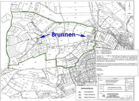 Wasserschutzgebiet Baunach 2014