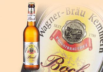 Bockbier Wagner Kemmern 2014