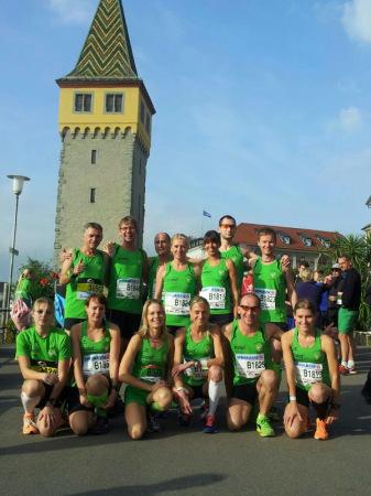 Dreiländer-Marathon SC Kemmern 2014