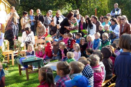 Kindergarten Dörfleins 25 Jahre 2014 (18)