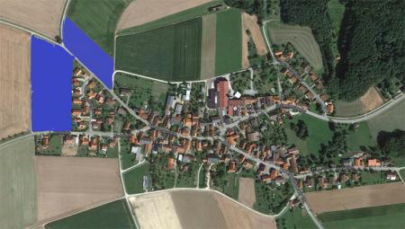 Mögliche Neubaugebiete Sassendorf 2014