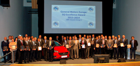 Michelin 2014 gm_supplier_award