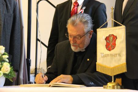 Katholische Männergemeinschaften Kemmern 2014, Witzgall