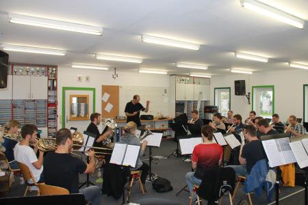 2014-10 Brass Band Bamberg