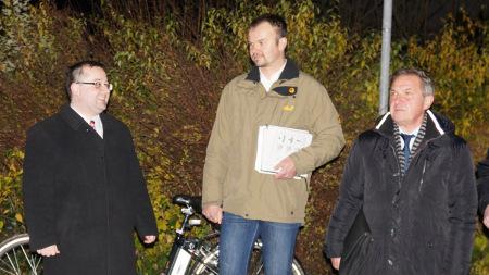 Stadtrat Hallstadt, 26.11.2014, Straßenbeleuchtung