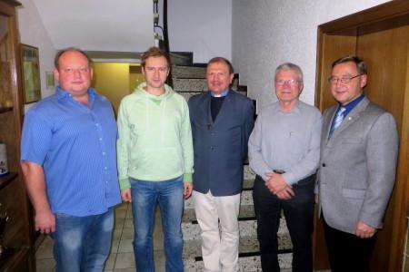 Männerverein Vorstandschaft