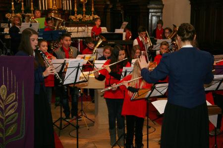 Adventskonzert Musikverein Hallstadt 2014