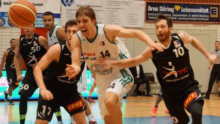 Basketball Baunach Kirchheim 2014