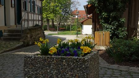 Fischergasse Hallstadt 2014