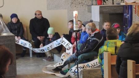 Friedensgebet Schule Zapfendorf 2014 (2)