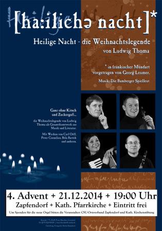 Heilige Nacht Zapfendorf 2014 400
